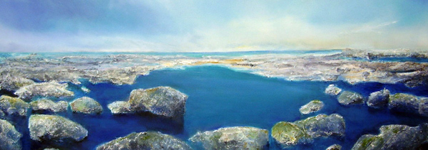 Rock pools by Graham Williams