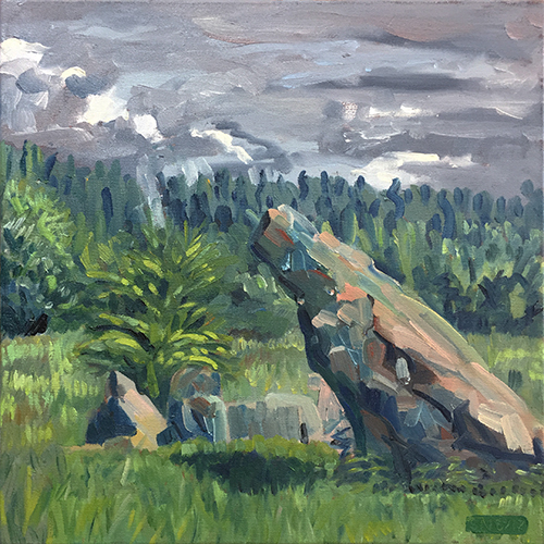 Standing Stones August 2017 by Stuart Nurse