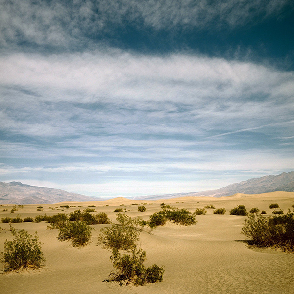 Death Valley cloud 3 by John Brooks