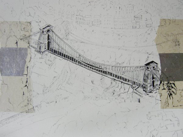Clifton Suspension Bridge by Lisa Malyon